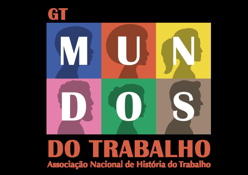 Logomarca do GT Mundos do Trabalho